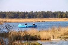 Der Ottosee auf der Nordspitze des Darß