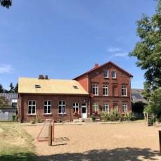 Die alte Schule in Kröslin