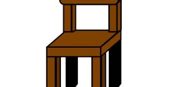 كيف ترسم كرسي