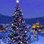 تعلم الرسم - تعلم رسم شجرة عيد الميلاد
