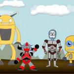 تعليم رسم روبوتات