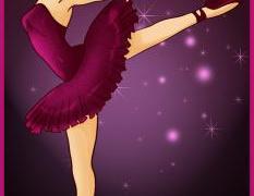 رسم راقصة باليه