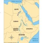 تعلم رسم نهر النيل خطوة بخطوة
