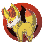 How To Draw A Fennekin