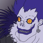 How To Draw Ryuk From Death Note