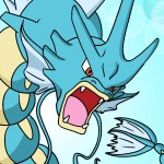 How To Draw Gyarados
