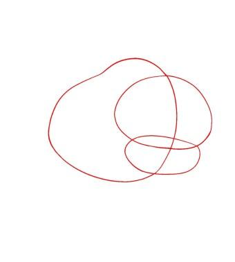 How To Draw Appa Avatar Step 1