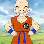 How To Draw Krillin From Dragon Ball