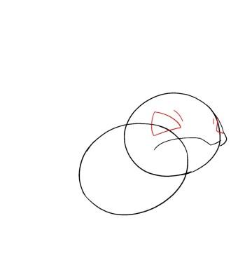 How To Draw Ivysaur Step 3
