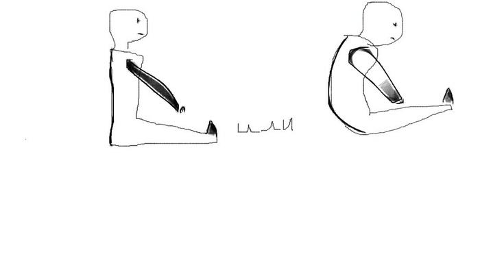 Как сидим