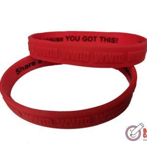 WWID Bracelet for Coaching