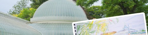 Drawing Group – Botanic Gardens and Kibble Palace