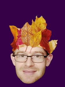 Halloween Masks and Autumn Crowns