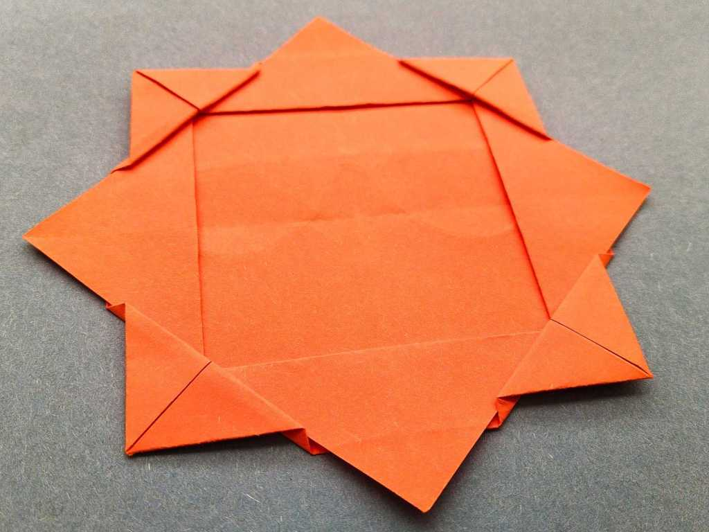 Create your origami sunshine