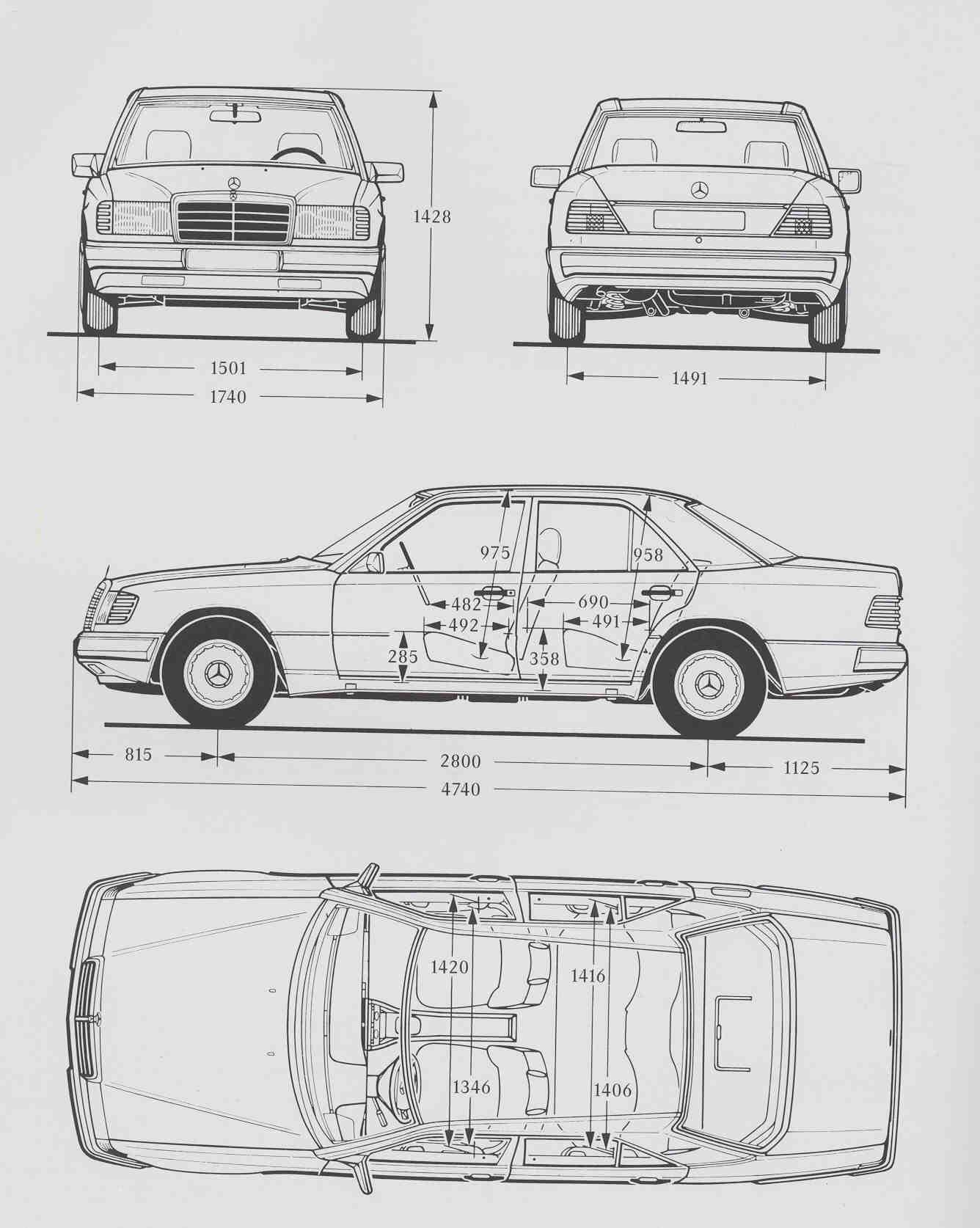 S430 Fuse Diagram