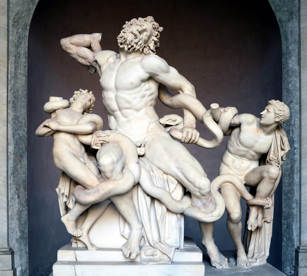 Laocoön and His Sons Statue