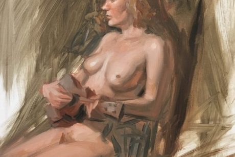 Michael Connors Open Figure Painting