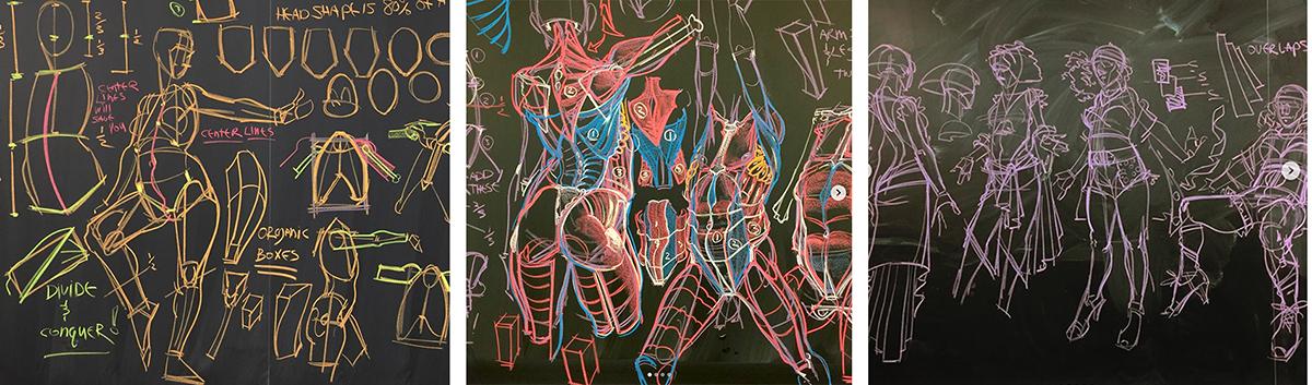Will Weston Drawing New York