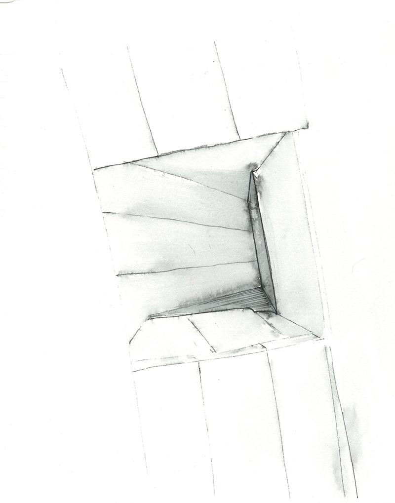 Exit II by Victoria Burton-Davey