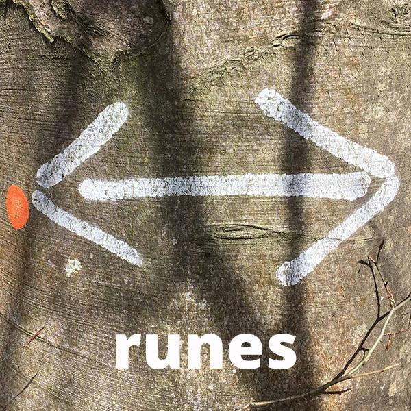 runes header