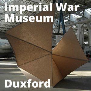 IWM Duxford entrance