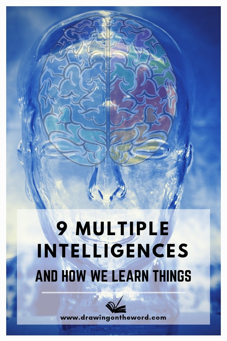 Discover Howard Gardener's 9 Multiple Intelligences and how we learn things. How do these learning styles help us to be more creative?