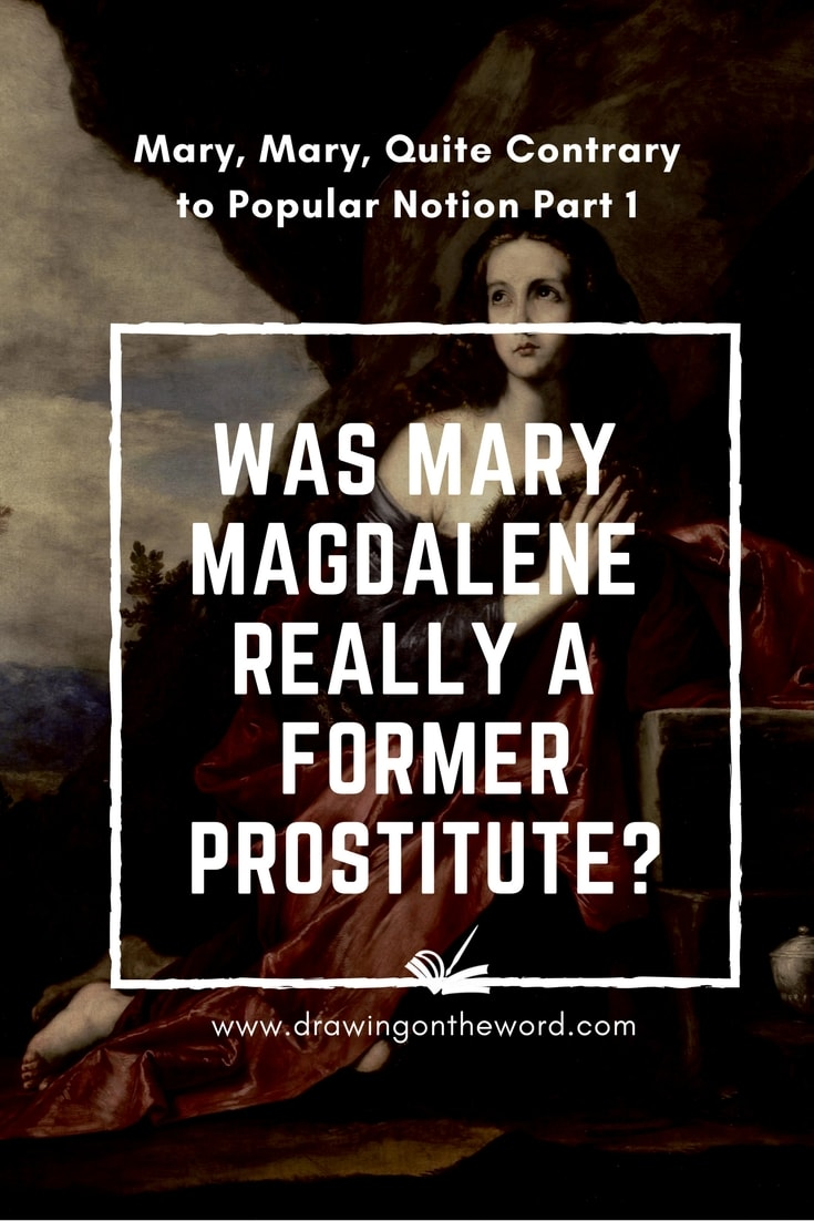 Was Mary Magdalene really a former prostitute? What does the Bible really tell us about her? Is there any evidence to suggest she was immoral?