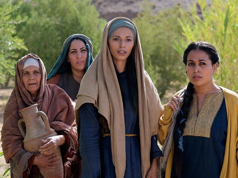 Women of Galilee - FreeBibleImages