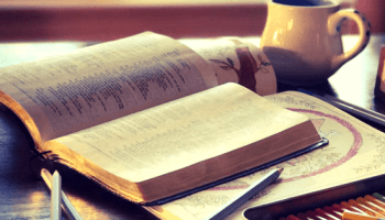 8 Steps to help you get started with Bible Verse Mapping