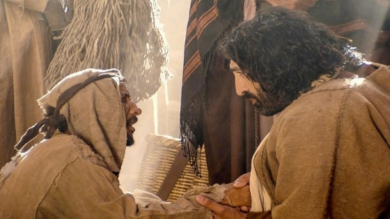 4 times Jesus showed concern for the poor in Luke's Gospel