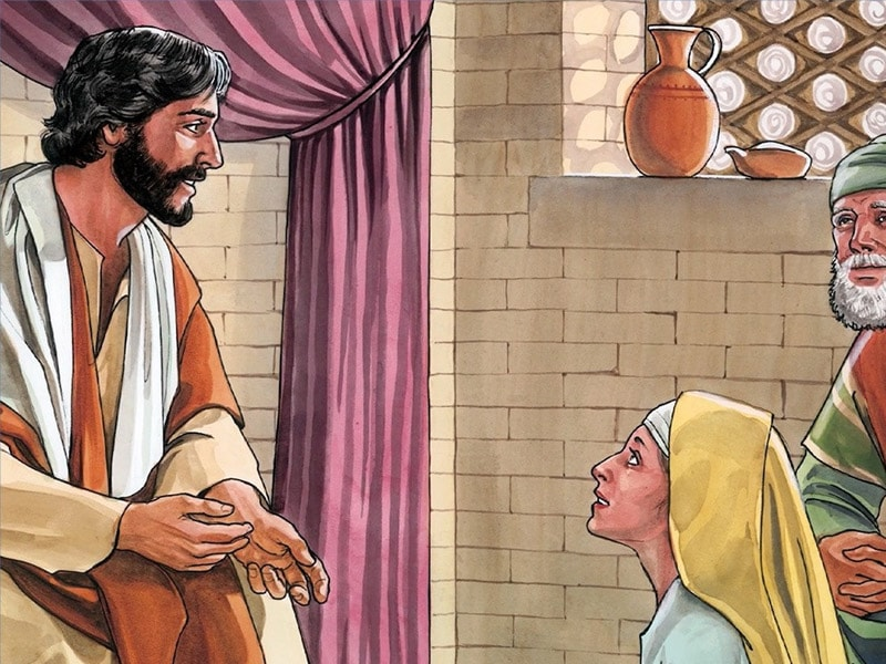 Mary and Martha and 3 reasons for sitting at Jesus' feet