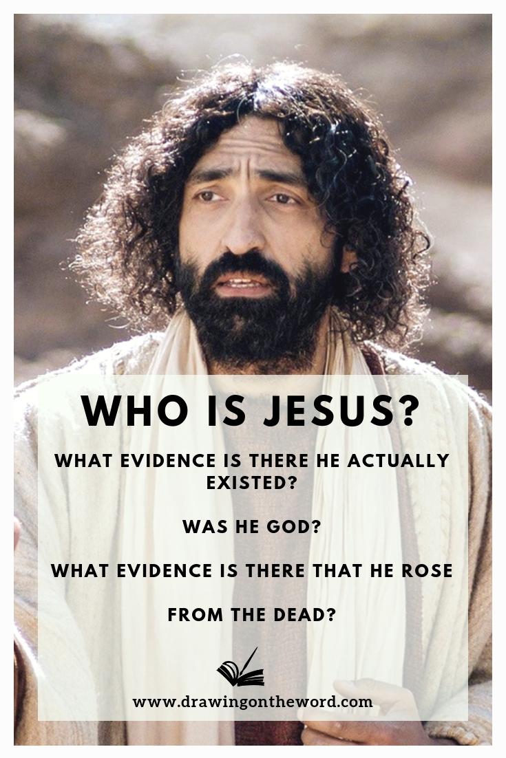 Who is Jesus? Evidence for his existence and resurrection. #jesus #god #resurrection #crucifixion #historicaljesus #jesuschrist #messiah