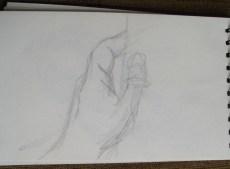 Gesture practice - hands 7