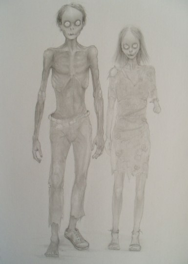 Nicholas and Janice - Work in progress