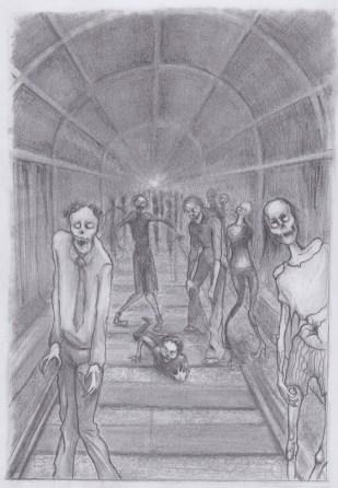 Creeps of London Underground