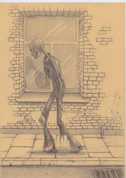 Zombie watcher