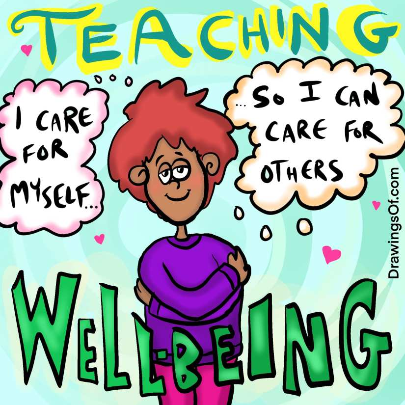 Teaching self-care and respect.
