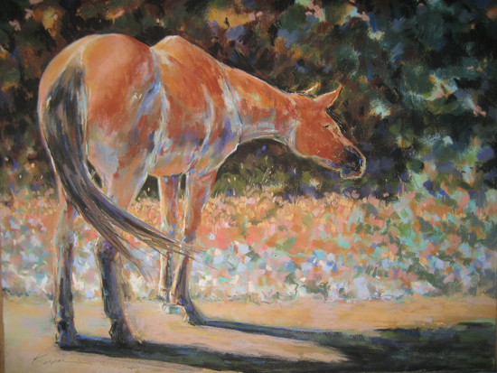 Doris' Horse