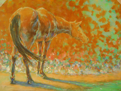 Doris' Horse, earlier version