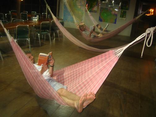 A comfortable reading room, no?