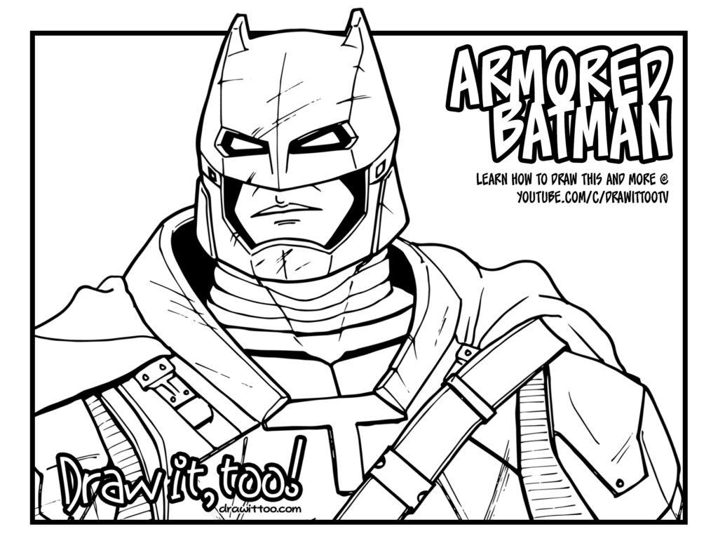 Armored Bat Fleck