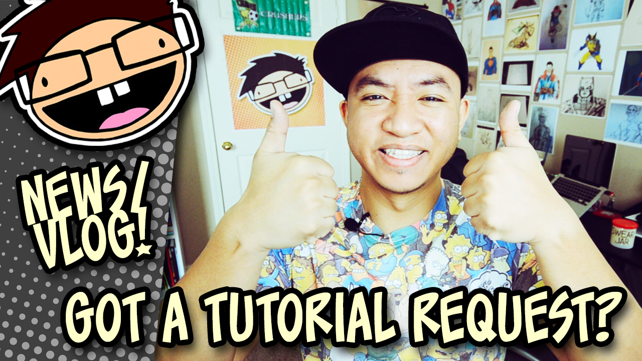 Have a Drawing Tutorial Request / Suggestion? WATCH THIS FIRST!