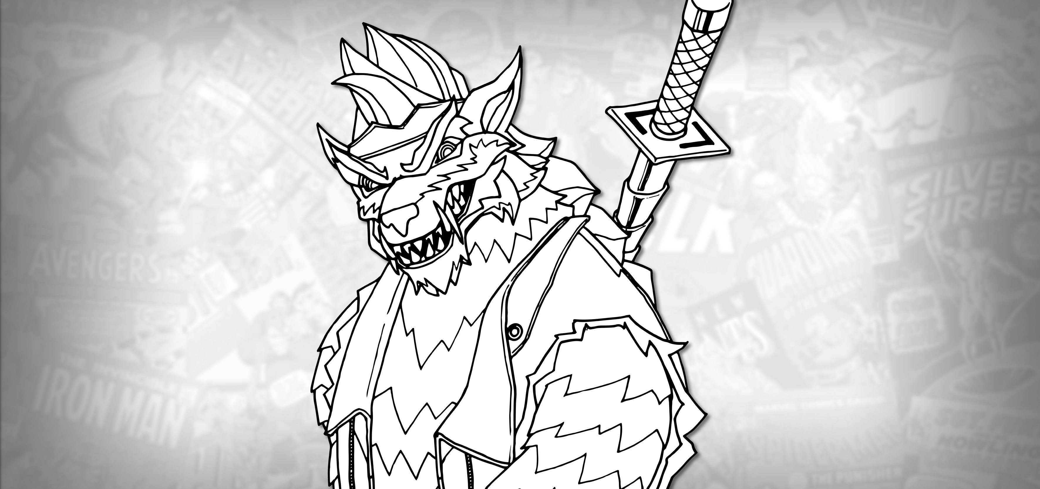 Fortnite Drift Coloring Pages Fortnite