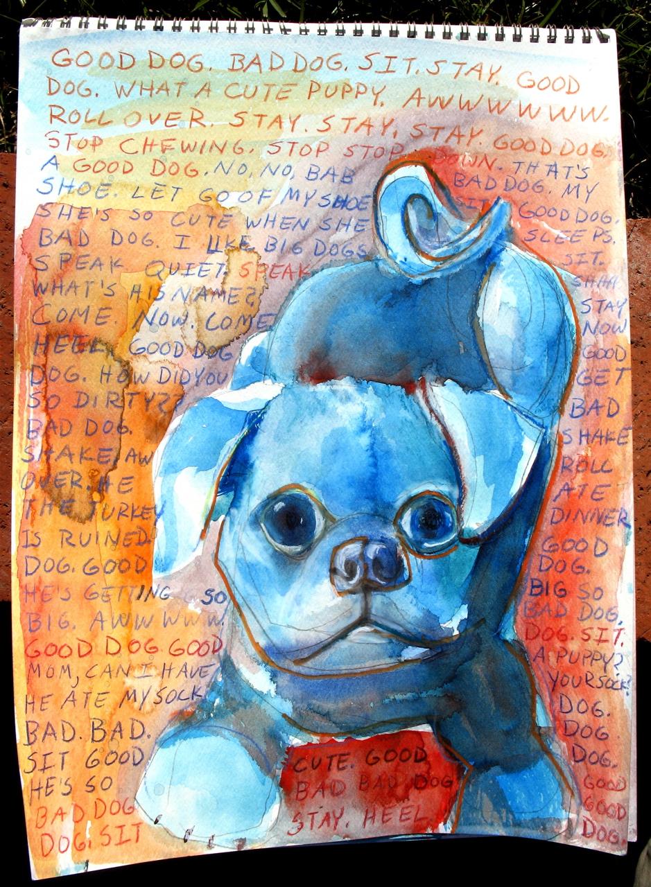 Blue dog3511; click for larger version