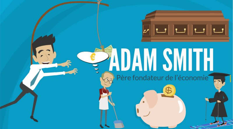 Main Invisible et Autres Théories d'Adam Smith