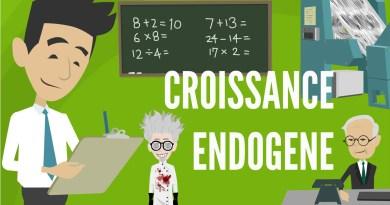 Théorie de la croissance endogène