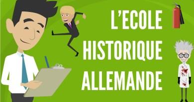 Réponse Étatique aux Libéraux : L'ECOLE HISTORIQUE ALLEMANDE