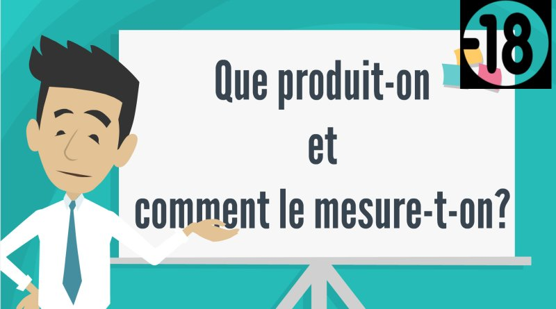 Production Définition : Que Produit-On Et Comment Le Mesure-T-On?