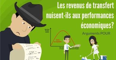 Les revenus de transfert nuisent ils aux performances économiques?