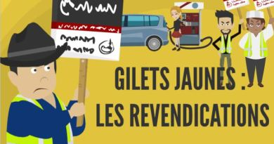 GILETS JAUNES : LES REVENDICATIONS